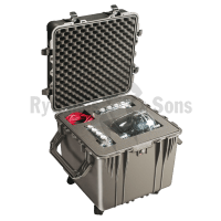 PELI™ 0350 case 508x508xH508 int. + foam