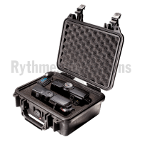 Valise PELI 235x181xH105 int. +mousse