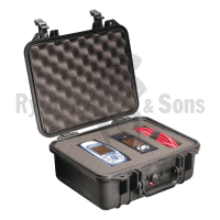 PELI™ 1400 case 300x225xH132 int. + foam