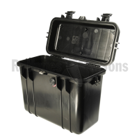 Valise PELI 345x146xH297 int. +mousse