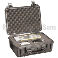PELI™ 1450 case 371x259xH152 int. + foam