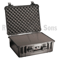 Valise PELI 468x356xH194 int. +mousse