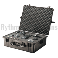 Valise PELI 544x419xH200 int. +mousse