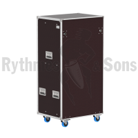 Flight-case - Rack à bacs OpenRoad® 800x600xH1400 vide-2