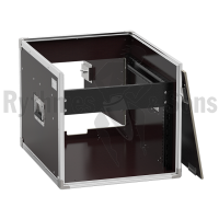 Flight-case - Régie de table 19' OpenRoad® 6Ux12U