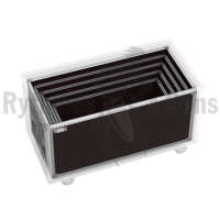 Flight-case - Malle OPENROAD® gigogne 1125x525x535-3