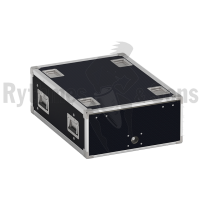 Flight-case - Rack 19' OPENTOP® suspendu 4U prof. 700mm-2
