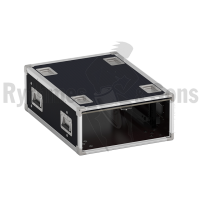 Flight-case - Rack 19' OpenTop® suspendu 4U, prof. 700mm