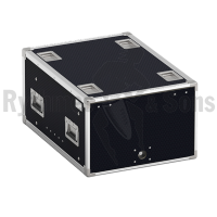 Flight-case - Rack 19' OpenTop® suspendu 6U prof. 700mm