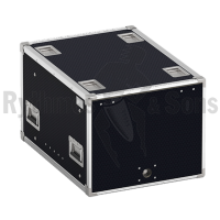 Flight-case - Rack 19' OPENTOP® suspendu 8U prof. 700mm-2