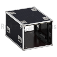 Flight-case - Rack 19' OpenTop® suspendu 8U, prof. 700mm