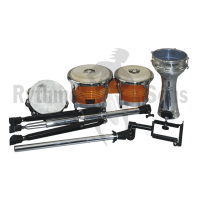 Percussions - Pack d'idiophones «°Peaux°»