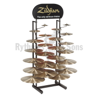 Percussions - Arbre à cymbales ZILDJIAN pour 24 cymbales