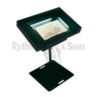 RYTHMES & SONS Conductor Music Stand 65x43cm with Integrated Lighting