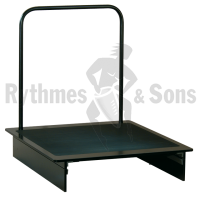 RYTHMES & SONS black plywood folding conductor podium