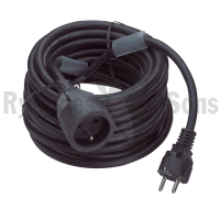 Extension lead 10 m