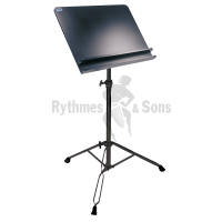 RYTHMES & SONS Conductor Music Stand 70x50cm - Folding underframe