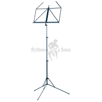 KOENIG & MEYER (K&M) Black Compact Folding Music Stand