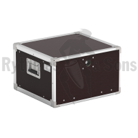 Flight-case - Rack 19' OPENROAD® 6U prof. 420mm-2