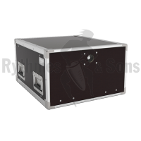 Flight-case - Rack 19' OpenRoad® 6U prof. 530mm