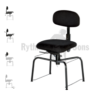 RYTHMES & SONS multi setting Orchestra Chair