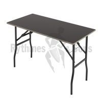 Folding table 112x56xH72 cm