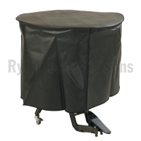 Reinforced cover for 20' Adams timpani