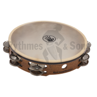 BLACK SWAMP TD3 tambourine Ø10'/25 GermanSilver