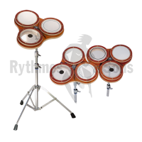 Percussions - CoolDrum 6' RYTHMES & SONS - Wood Edition