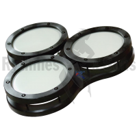 Percussions - CoolDrum 6' RYTHMES & SONS - Black Edition