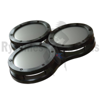 Percussions - CoolDrum 6' RYTHMES & SONS - Black Edition Iro