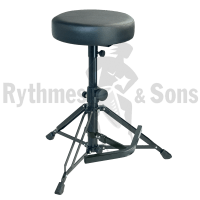 KOENIG & MEYER (K&M) Stool with footrest for young bassist