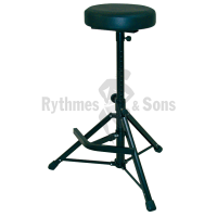 KONIG & MEYER (K&M) Double Bassist Stool with footrest