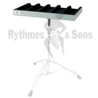 Percussions - Trap table RYTHMES & SONS avec compartiment-2
