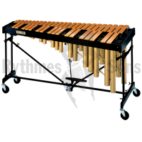 YAMAHA 3910 Vibraphone 3 octaves 1/2, Gold, matte finish bars
