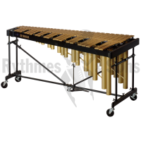 YAMAHA 4110 Vibraphone 4 octaves, Gold, matte finish bars