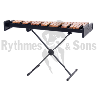 Percussions - Xylophone d'étude RYTHMES & SONS 3 octaves 1/2