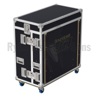 Flight-case pour table de mixage SOUNDCRAFT Vi1+Bac