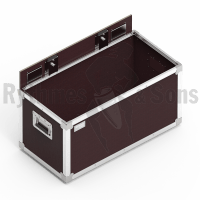 Flight-case - Caisse palettisable OPENROAD® 800x400x400 e-2