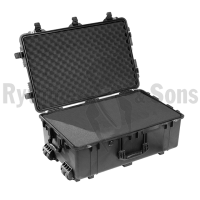 PELI™ 1650 Protector case 726x445xH271 int. with foam and wheels