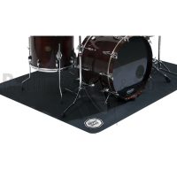 Tapis de batterie grip DRUM'N'BASE DNB 180x140cm