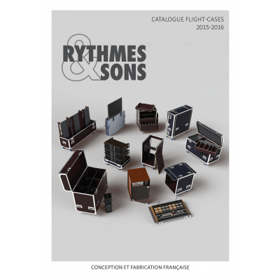 Flight cases catalog
